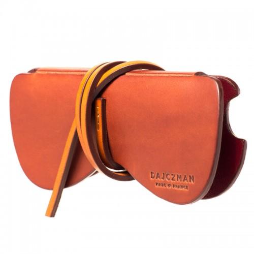 Etui à lunettes LB-2 en cuir