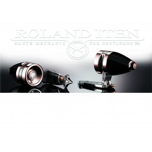 Boutons de Manchettes Roland Iten Jet Set en
