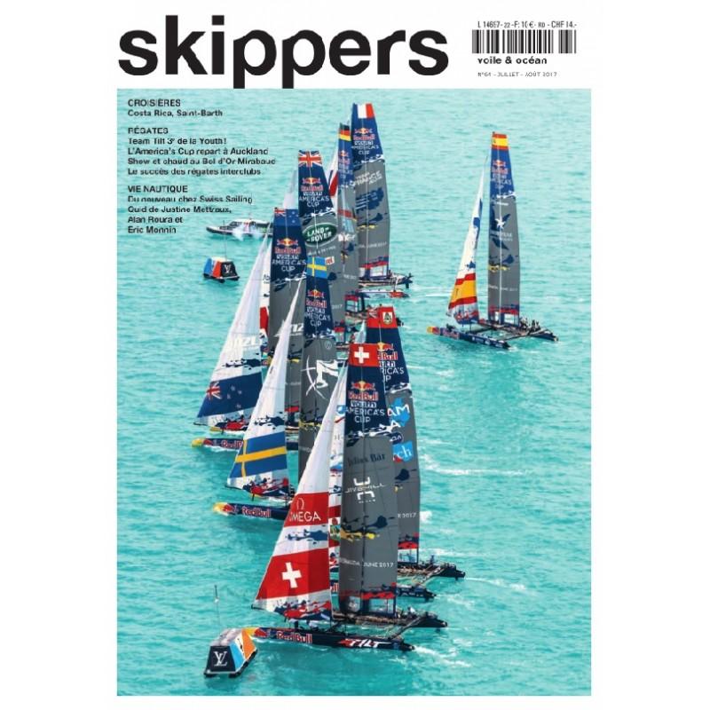 Skippers Magazine - Juillet 2017