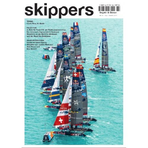 Skippers Magazine - Juillet 2017 - Allemand