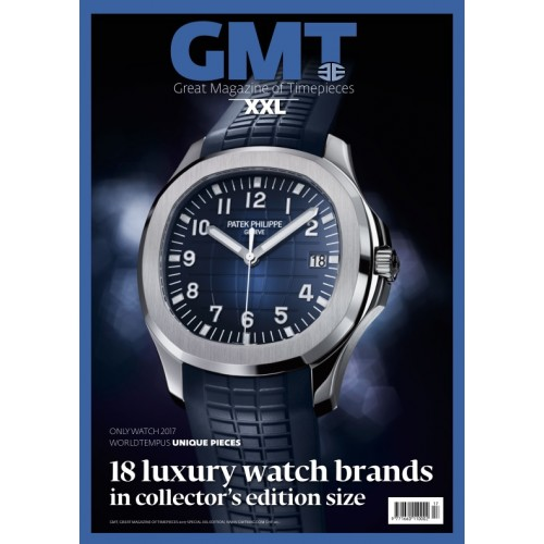 GMT Magazine - 2017 SPECIAL XXL EDITION