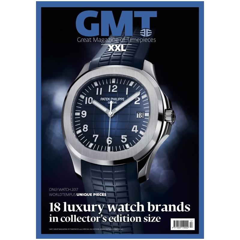 GMT MAGAZINE - 2017 SPECIAL XXL EDITION