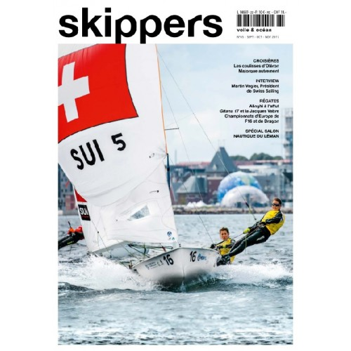 Skippers Magazine - digital version - September 2017 - French