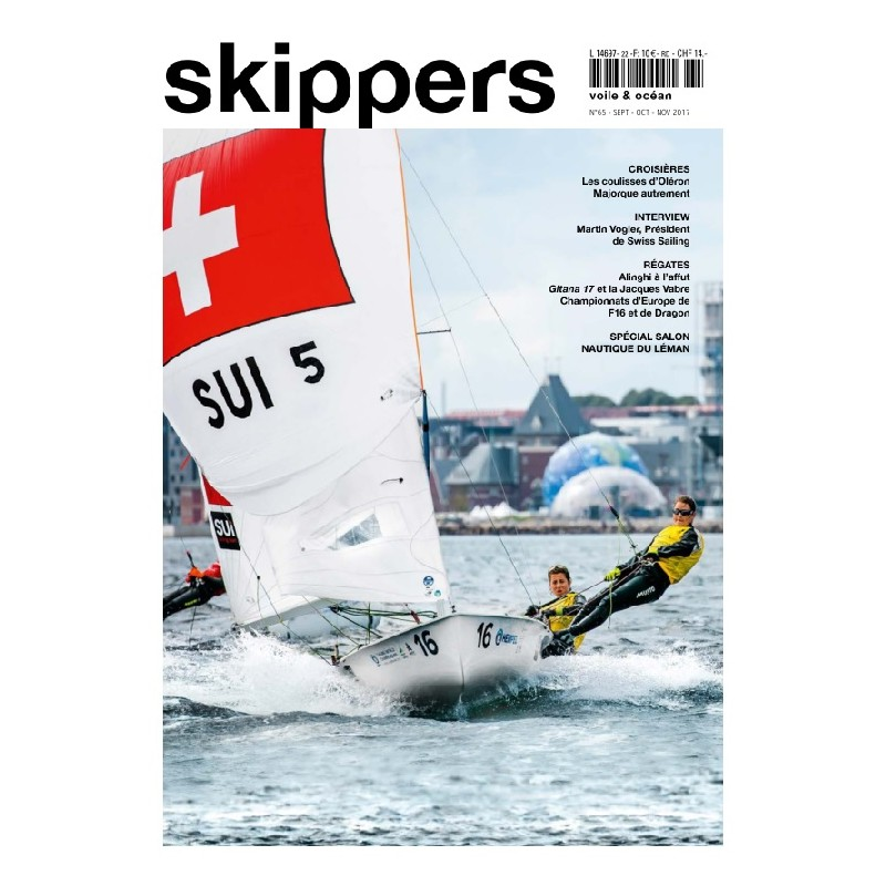 Skippers Magazine - version digitale - Septembre 2017 - Français
