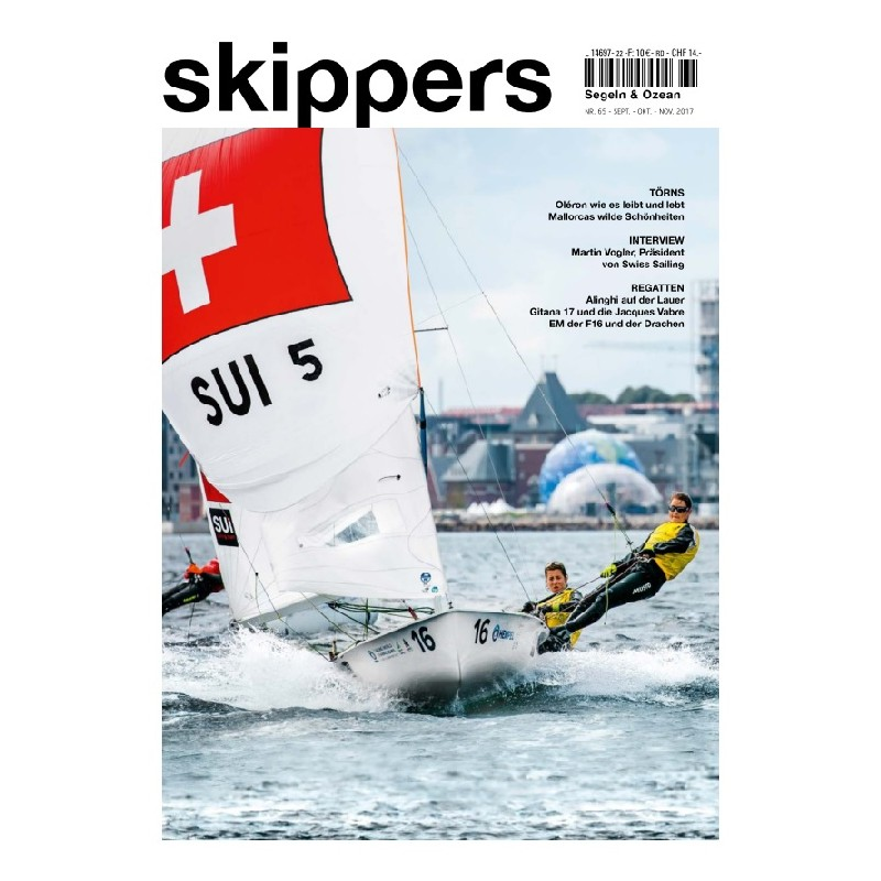 Skippers Magazine - version digitale - Septembre 2017 - Allemand