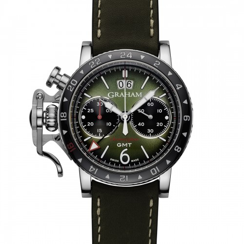 MONTRE GRAHAM Chronofighter Vintage GMT