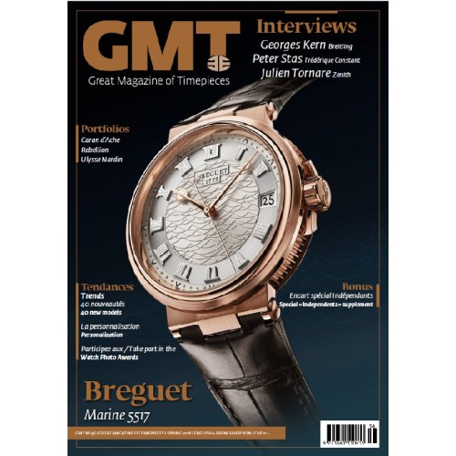 GMT Magazine Version digitale - Novembre 2017 (Lady)