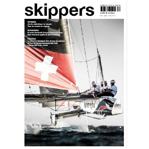 Skippers Magazine - version digitale - Printemps 2018 - Français
