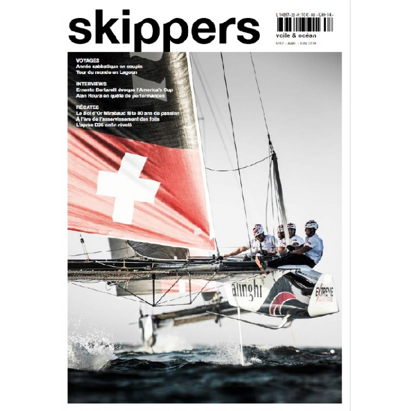 Skippers Magazine - version digitale - Printemps 2018 - Français