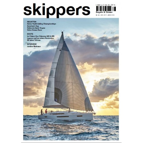 Skippers Magazine - digital version - December 2017 - German