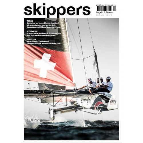 Skippers Magazine - version digitale - Avril 2018 - Allemand