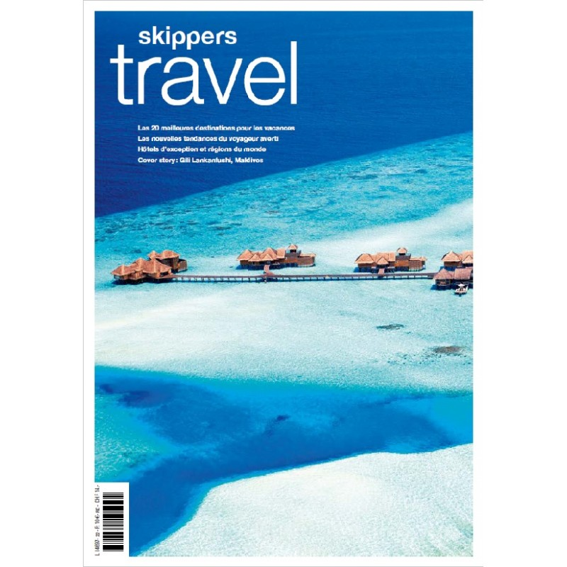 Skippers Voyage Magazine - version digitale - Printemps 2018 - Français