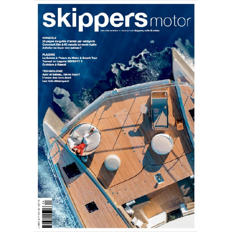 Skippers Magazine - version digitale - Motor No 4 - Français