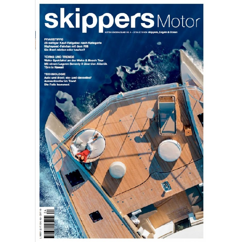 Skippers Magazine - digital version - Motor No 4 - German