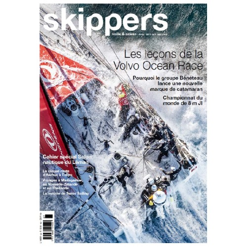 Skippers Magazine - version digitale - Septembre 2018 - Français