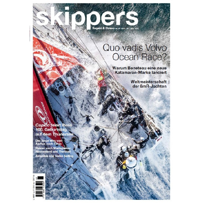 Skippers Magazine - version digitale - Septembre 2018 - Allemand