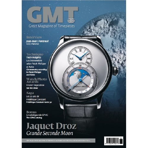 GMT Magazine Version digitale - Octobre 2018