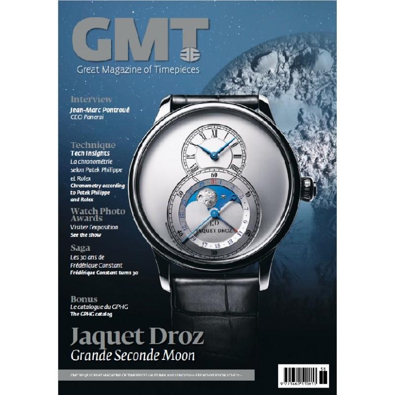 GMT Magazine- digital version - October 2018