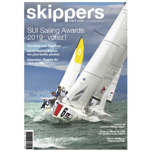 Skippers Magazine - version digitale - Décembre 2018 - Français