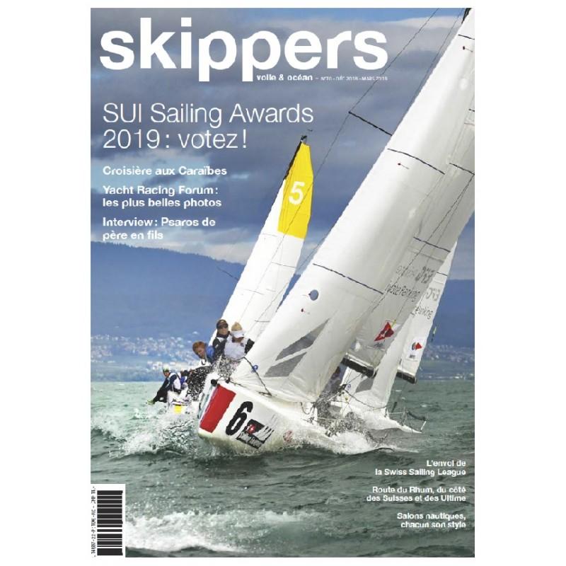 Skippers Magazine - version digitale - Décembre 2018 - Français
