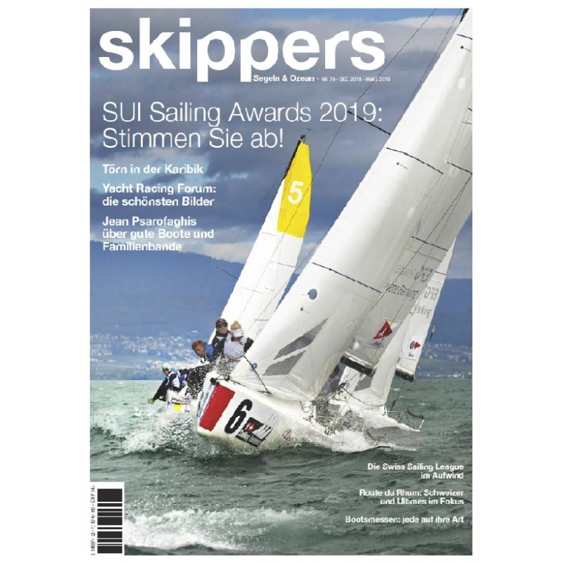 Skippers Magazine - version digitale - Décembre 2018 - Allemand