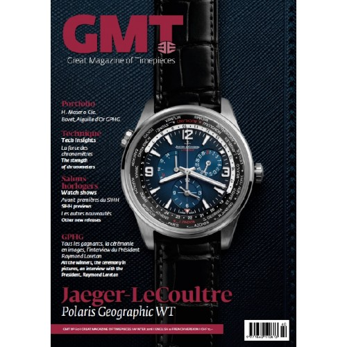 GMT Magazine Version digitale - Décembre 2018