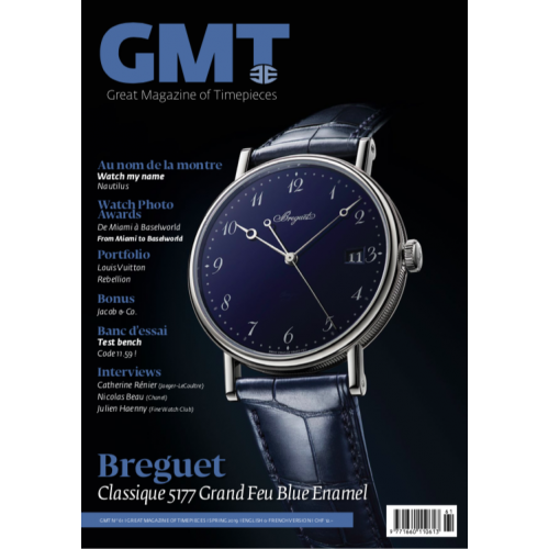 GMT Magazine Version digitale - Mars 2019
