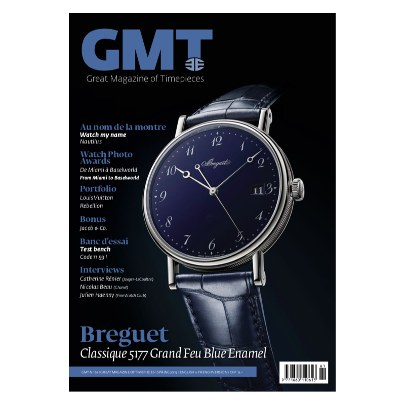 GMT Magazine- digital version - December 2018