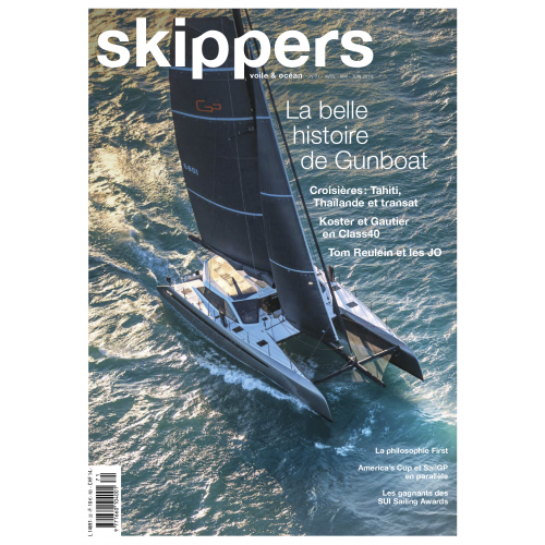 Skippers Magazine - version digitale - Avril 2019 - Français