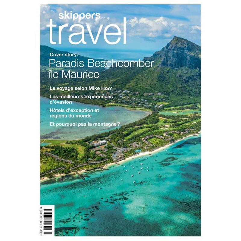 Skippers Travel Magazine - digital version - Spring 2018 - French