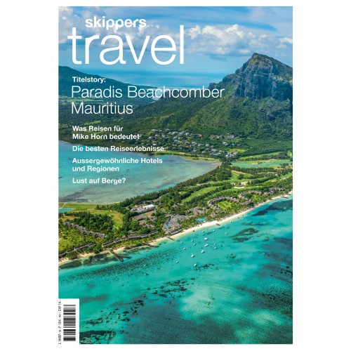 Skippers Travel Magazine - version digitale - Mai 2019 - Allemand