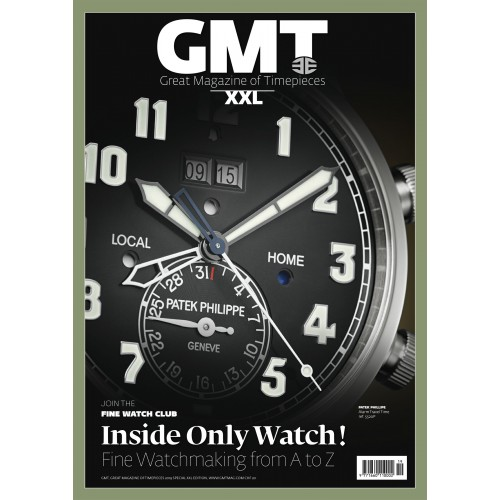 GMT Magazine- digital version - XXL Switzerland - Summer 2019