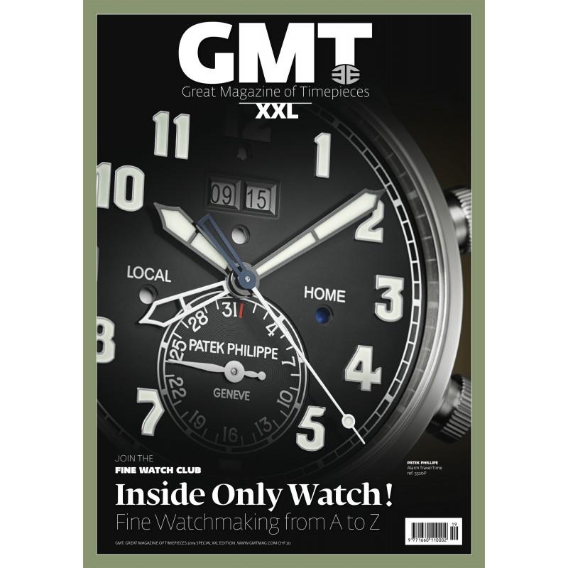 GMT Magazine- digital version - XXL Switzerland - Summer 2018