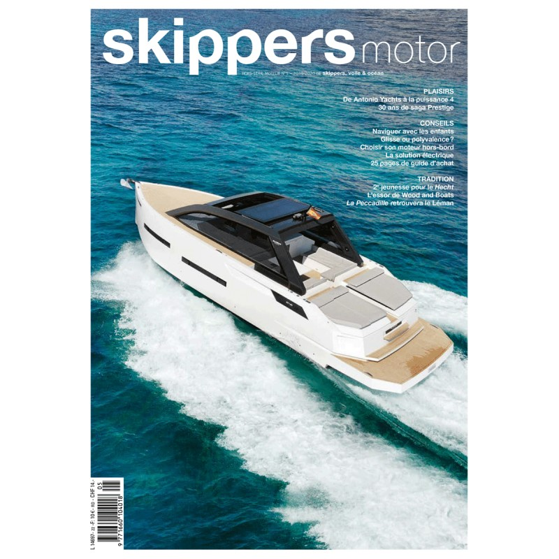 Skippers Magazine - digital version - Motor No 4 - French