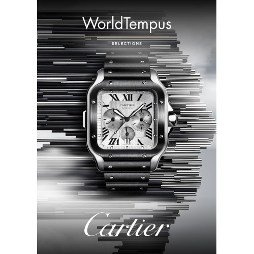 Le Best Of WorldTempus - Cartier - Version digitale EN