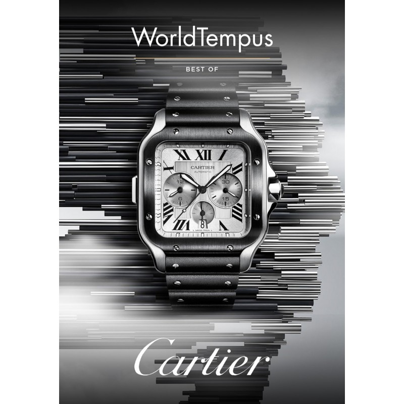 The WorldTempus Selection - Cartier - Digital version FR