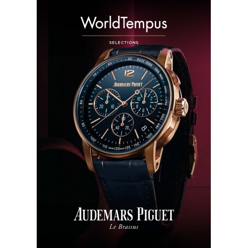 Le Best Of WorldTempus - Audemars Piguet - Version digitale EN