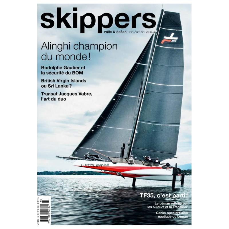 Skippers Magazine - digital version - September 2019 - French