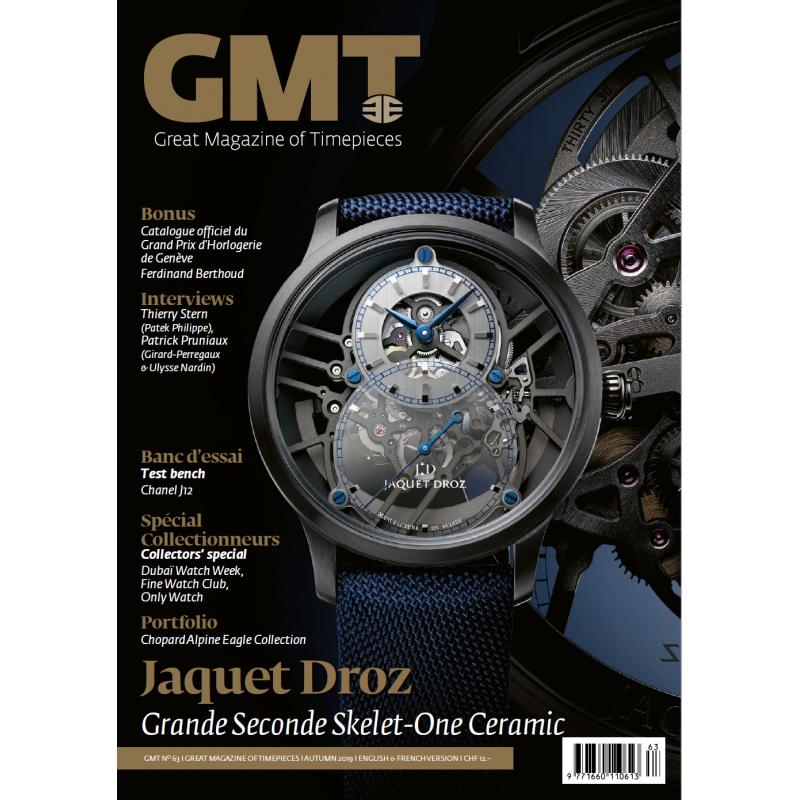 GMT Magazine Digital version - October 2019