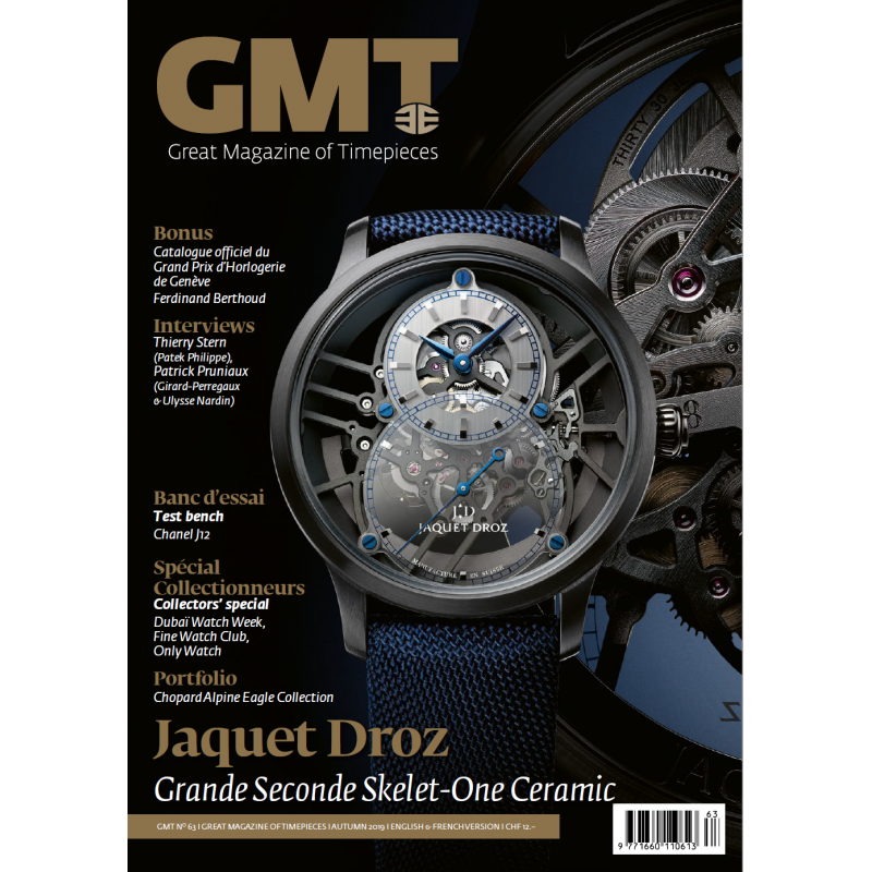 GMT Magazine Version digitale - Octobre 2019