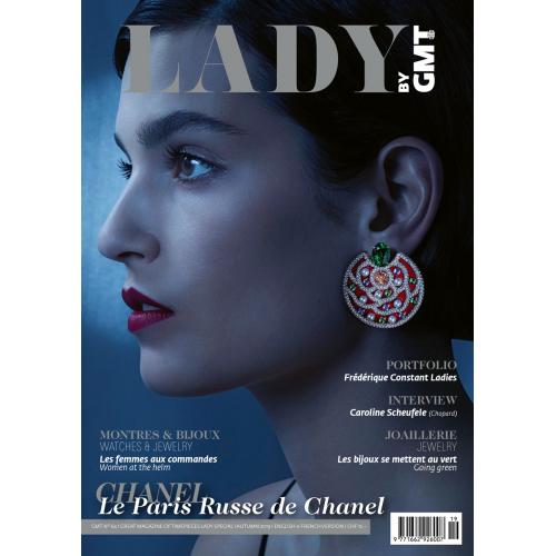 GMT Magazine- digital version - LADY by GMT - November 2018