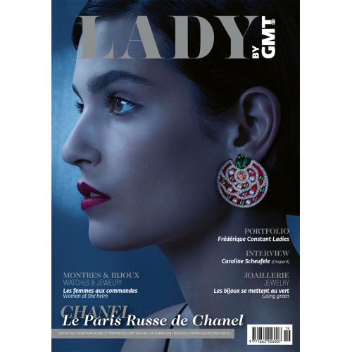 GMT Magazine Version digitale - LADY by GMT - Novembre 2019