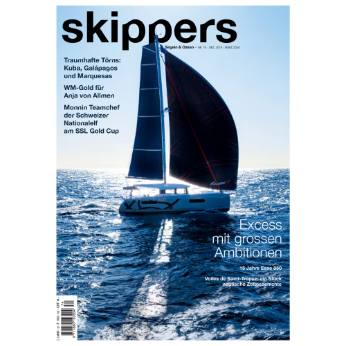 Skippers Magazine - version digitale - Decembre 2019 - Allemand