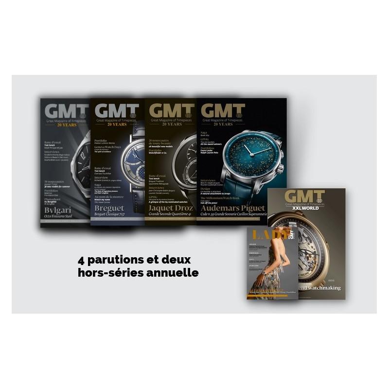 Abonnement GMT