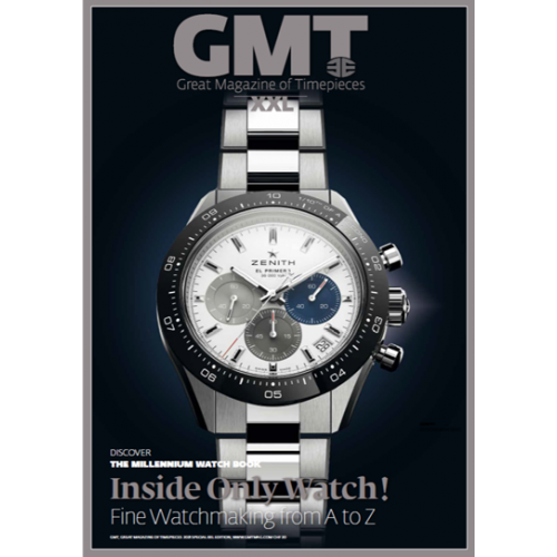 GMT Magazine- digital version - XXL Switzerland - Summer 2019